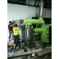 Jual Mesin Incinerator ABI - ET-100