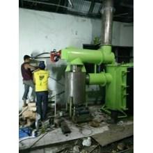 Mesin Incinerator ABI - ET-100