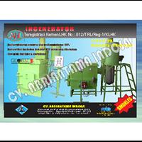 Jual Mesin Incinerator ABI - AV
