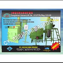 Mesin Incinerator ABI - AV