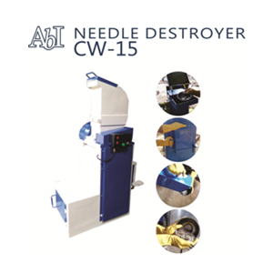 Alat Penghancur Jarum Suntik Needle Destroyer ABI - CW 15