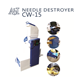 Alat Penghancur Jarum Suntik Needle Destroyer ABI - CW 15