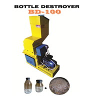 Jual Bottle Destroyer ABI-BD 100