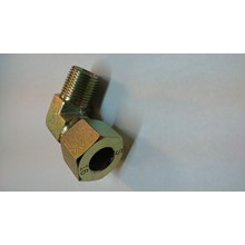 MALE CONNECTOR ELBOW TUBE (WE)