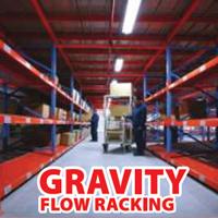 Jual Gravity Flow Racking