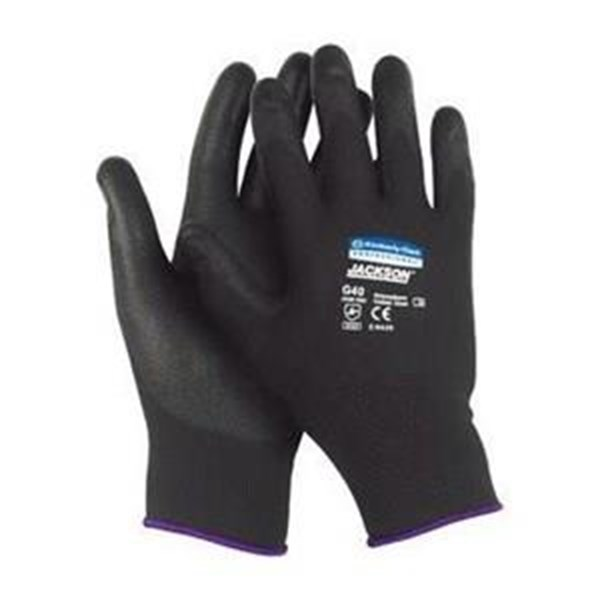 Kimberly Clark 13839 Jackson Safety G40 Polyurethane Coated Gloves Size L