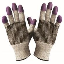 Kimberly Clark 97430 Jackson G60 Purple Nitrile Cut Resistant Gloves Size S