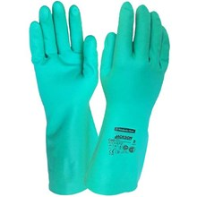 Kimberly Clark 94447 Jackson Safety G80 Nitrile Chemical Resistance Gloves Size L