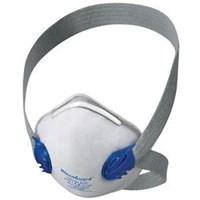 Kimberly Clark 64260 Jackson Respiratory R10 N95 Dual Valve Respiratory Protection 1