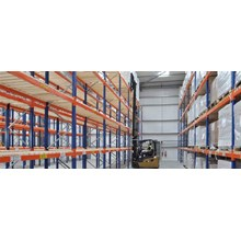 Tech Link Double Deep Pallet Racking