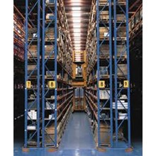 Tech Link Very Narrow Aisle VNA Pallet Racking