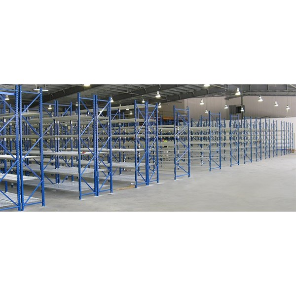 Tech Link Longspan Shelving Solutions