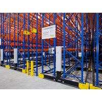 Jual Tech Link Powered Mobile Pallet Racking