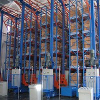 Tech Link Automated Storage & Retrieval System ( ASRS )