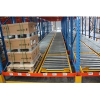 Jual Tech Link Pallet Flow Racking
