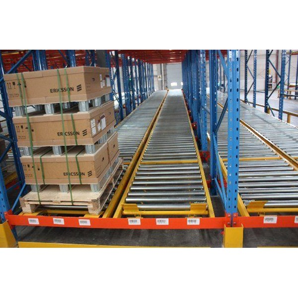 Tech Link Pallet Flow Racking