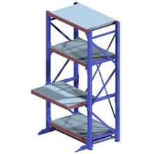 Tech Link Slide Back Rack
