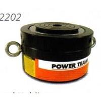 Power Team Hydraulic Cylinders Double Acting Pancake Locking Collar PLC2202