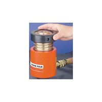 Power Team Hydraulic Cylinders Double Acting Locking Collar Steel R552L