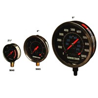 Power Team Hydraulic Accessories Gauges