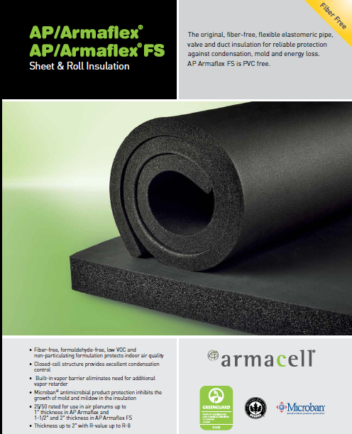 Sell Armaflex Insulation Sheet from Indonesia by PT Dayatama
