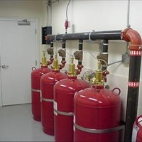 Fire Suppresion System