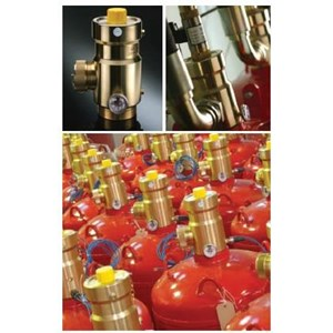 Sell Automatic Fire Extinguisher Fm 200 from Indonesia by PT Dayatama  Ciptamandiri Solo,Cheap Price