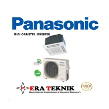 AC PANASONIC MINI CASSETE 1.5PK INVERTER