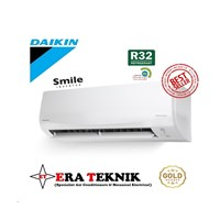 Ac Split Wall Daikin Smile Inverter 1PK 1