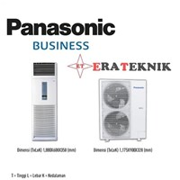 Ac Floor Standing Panasonic 5PK Non-Inverter