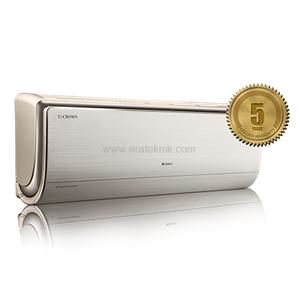 Ac Split Wall Gree 1PK U-Crown Deluxe Inverter