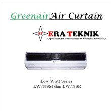 Air Curtain Greenair Strong 150cm Manual Control
