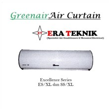 Air Curtain Greenair Super Strong 90cm Remote Control