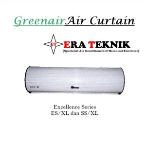 Air Curtain Greenair Super Strong 90cm Remote Control