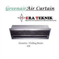 Air Curtain Greenair Cassette 150cm Remote Control 1