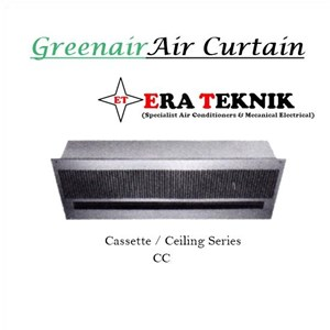 Air Curtain Greenair Cassette 150cm Remote Control