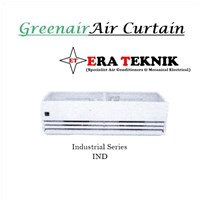 Air Curtain Greenair Industrial 90cm Manual Control 1