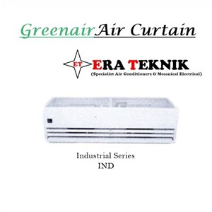 Air Curtain Greenair Industrial 90cm Manual Control