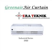 Air Curtain Greenair Industrial 150cm Manual Control 1