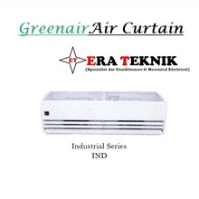 Air Curtain Greenair Industrial 150cm Manual Control