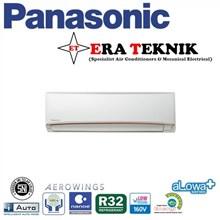 Ac Split Wall Panasonic 0.75PK Deluxe Low Watt