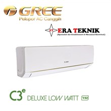 Ac Split Wall Gree 2.5PK Deluxe Low Watt