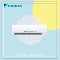 Ac Split Wall Daikin Smile Inverter New 0.75PK