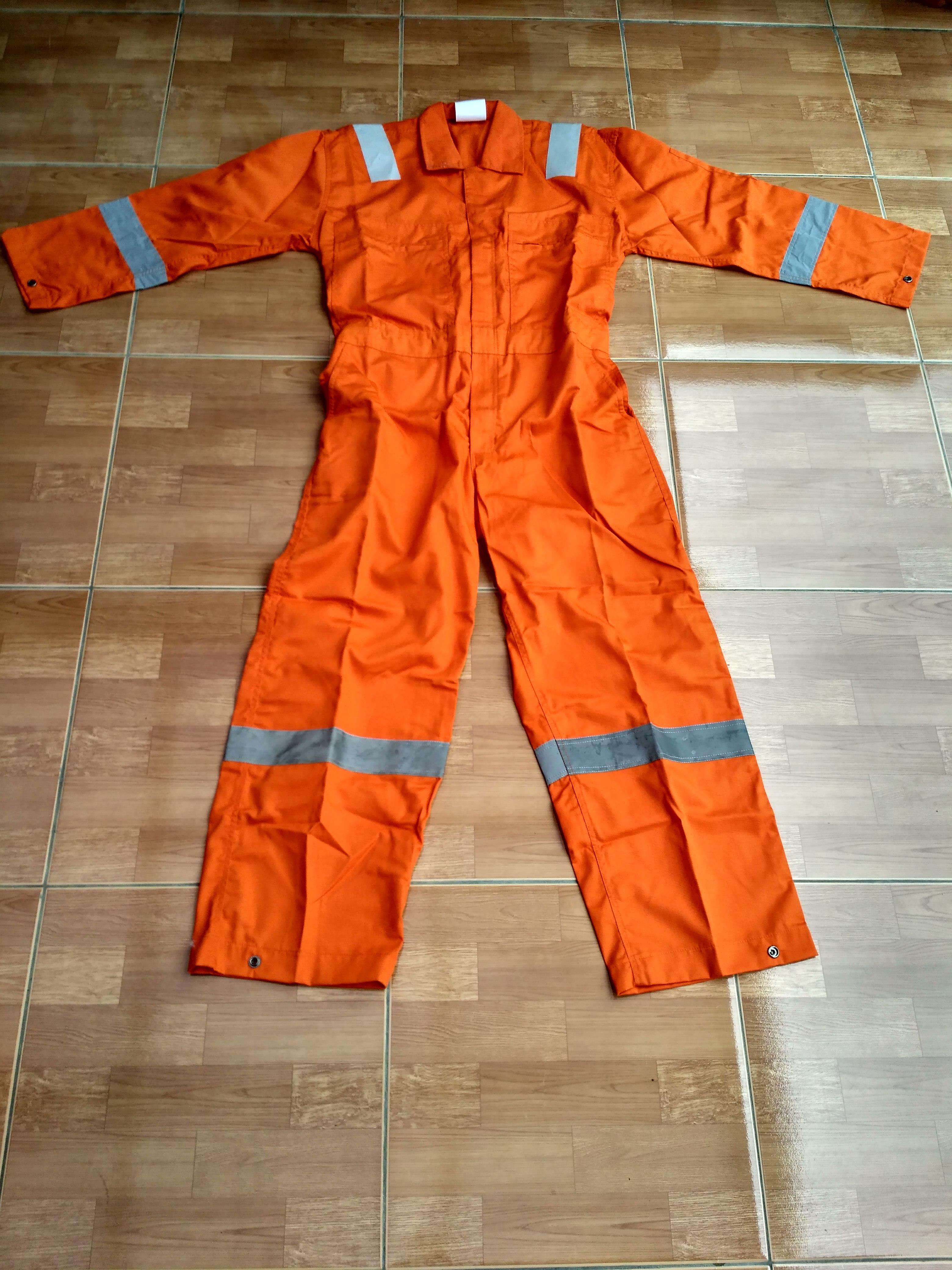 Wearpack By Denim Safety Werpak Wearpak Setelan Baju Celana 3triocollection