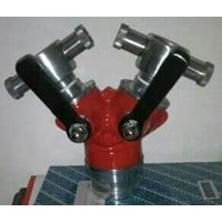 Jual Y connection Instantaneous Coupling
