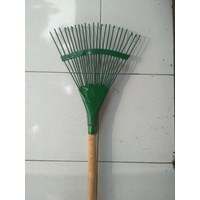 Fire Broom Rake