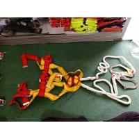 Jual Full Body Harness Double hook