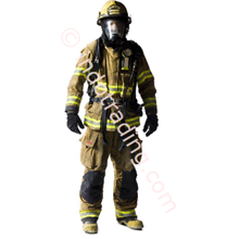 Fireman Suit Fire Fighting