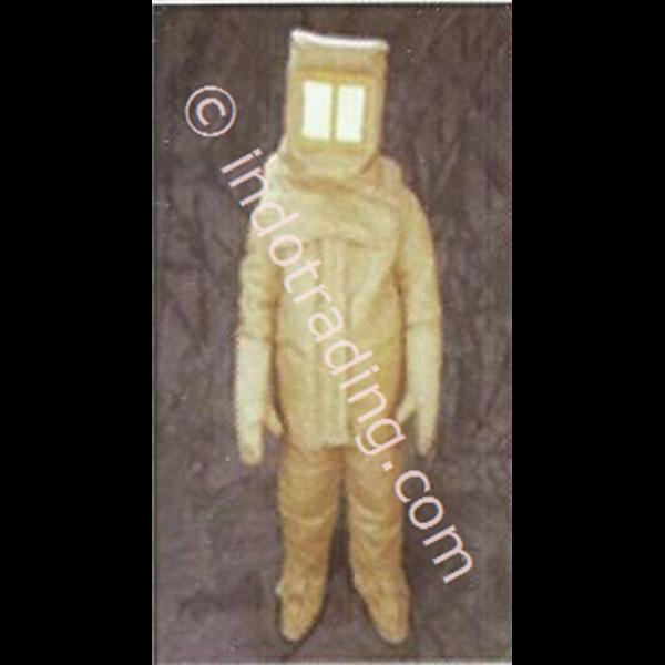 Baju Pemadam Kebakaran-Zetex 2000