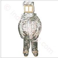 Baju Pemadam Kebakaran Zetex 3000 - Jaket tahan api